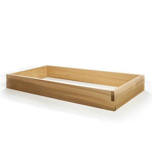 All Things Cedar Vegetable Box Raised Garden Bed, 4' by All Things Cedar