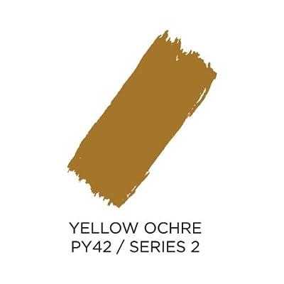 Akua Intaglio Ink 8 Oz Yellow Ochre