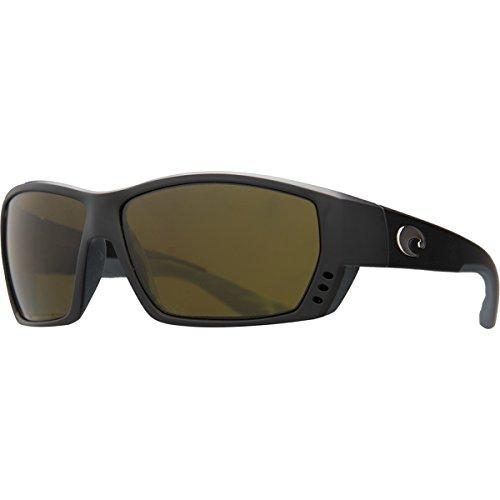 Costa Tuna Alley Sunglasses Matte Black
