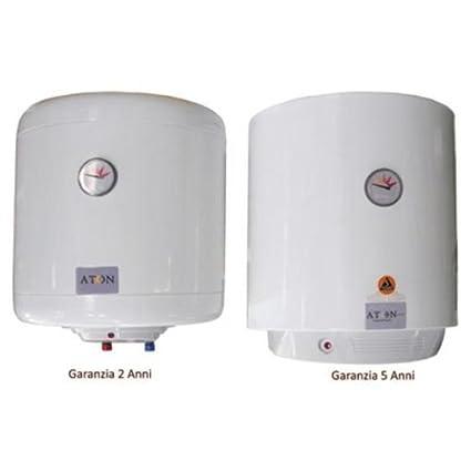 ATON eléctrica agua calentadores ATON VERTICAL 50 litros de 5 años.