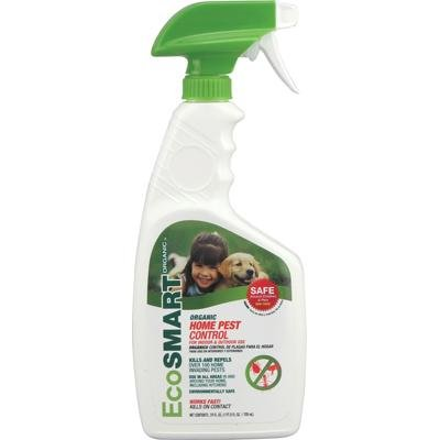 Ecosmart Home Pest Control Multiple Insects Liquid 24 Oz (24 Ounce Insect Control)