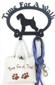 Soft-Coated Wheaten Terrier Time For A Walk Leash Hook