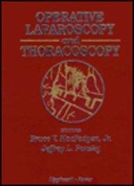 Operative Laparoscopy and Thoracoscopy (Books)