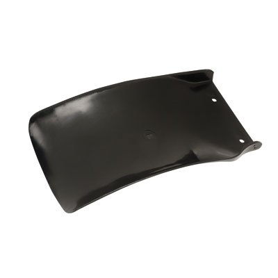 UFO Rear Shock Mud Plate Black for Honda CR250R 1998-2007