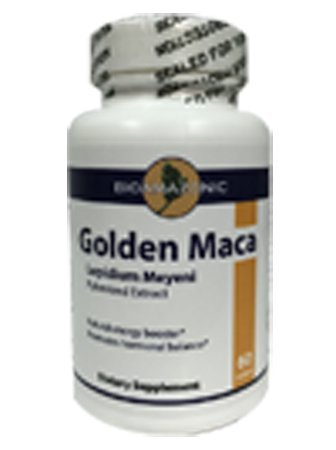 Golden Maca   Used For Energy And Fertility  Somos Natura   60 Capsula