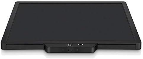 BOBIDYEE 20インチロック画面付き部分消去可能LCD液晶電子タブレットホームスモール黒板メッセージチューターボードホワイトボードペン
