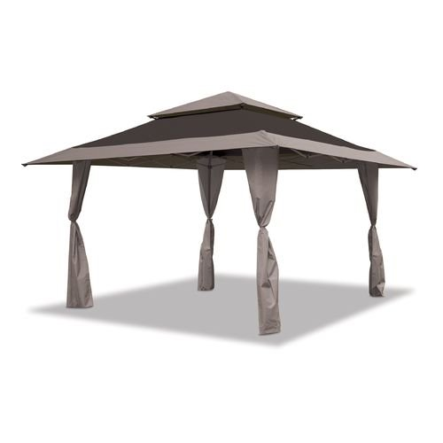 - Mosaic 13' x 13' Pop-Up Gazebo Canopy (Black)