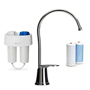 Aquasana AQ-4600 Under Counter Water Filter System, Garden, Lawn, Maintenance