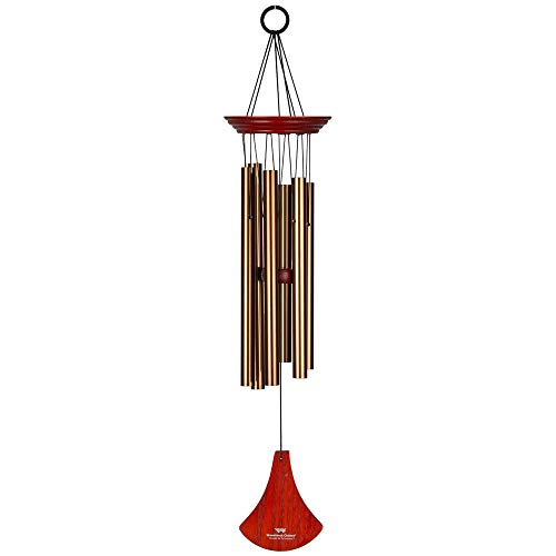 (Woodstock Chimes CPT Patagonia Chime, Bronze)