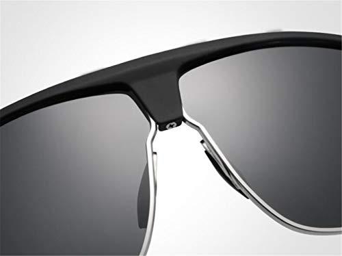 De Conducir Mejores Montura Adecuada Luz Polarizada Ligera Liviano Nocturna Noche Las Ocular Para Ultra Gafas Unisex Deportiva Uv400 Metal Gafas Hd Visión Protección CItdPqw
