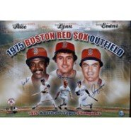 Signed-Red-Sox-Boston-1975-16x20-Photo-by-Jim-Rice-Fred-Lynn-Dwight-Evans-autographed