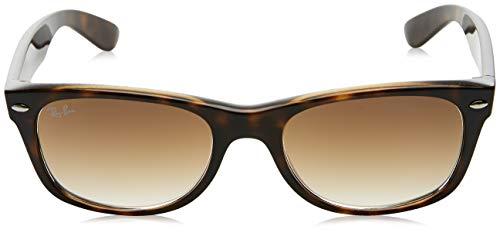 brown New Rb2132 ban Unisex Lens Ray Sunglasses Gradient Wayfarer Tortoise Frame nEwq85B4x5