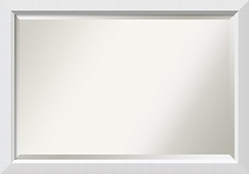 "Amanti Art Bathroom Mirror Extra Large, Fits Standard 30"" to"