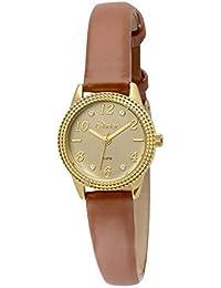 Relógio Feminino Condor Analógico Com Cristais Swarovski Co2035Ksd/3D Dourado