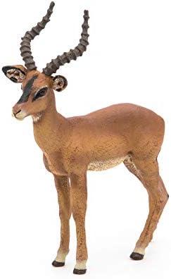 Papo 50186 Impala cm 9 animali selvatici