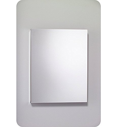Robern MC2430D4FBR M-Series Mirror Cabinet with Beveled Edge Door, - Mirrors Edge Bathroom Beveled Tiered