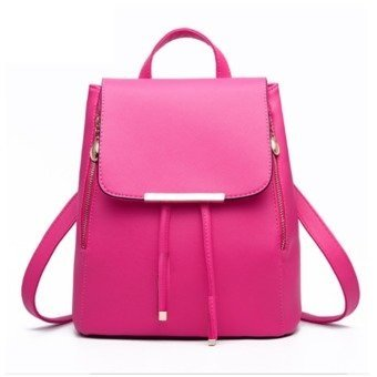 07a3a91e538d Buy Glory fashion Stylish Girls School bag College Bag Casual Backpack Pink  Online at Low Prices in India - Amazon.in