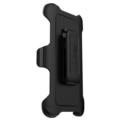 OtterBox REPLACEMENT Belt Clip Holster for Samsung Galaxy S8 PLUS Defender Case - Non-Retail Packaging - Black