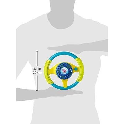 Kid Galaxy Mr. Bubble Steering Wheel: Toys & Games