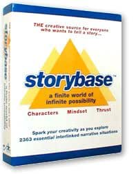 Storybase Software for Writers