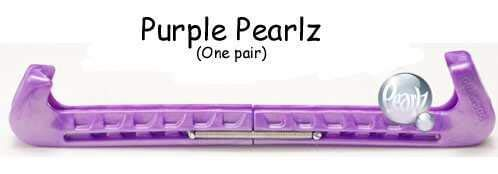 Guard Dog Universal Ice Skate Guards - Hard - Purple Pearlz