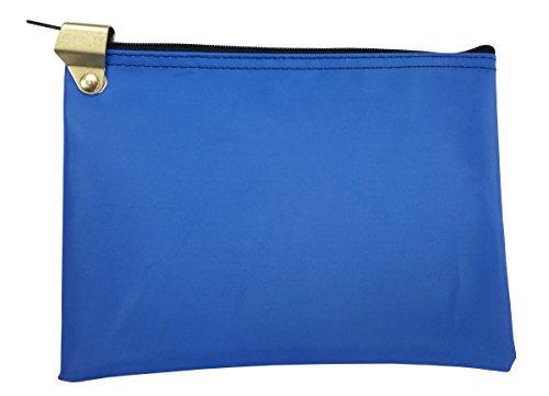 Medication Zipper Hood Security Bag (Royal (Lock Bag)