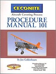 Ceconite Aircraft Covering Manual (Aircraft Manuals)