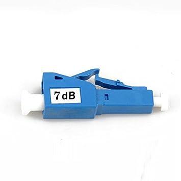 Fiber Attenuator Singlemode Simplex LC//UPC Fixed 17dB