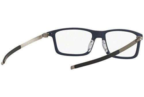 Pour lunettes Eyewear Homme Oakley Pitchman Montures Black Azur de 53mm Satin RX OX8050 0nq5I