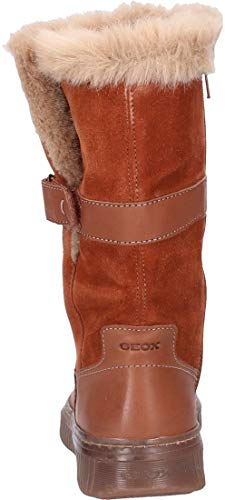 D Geox A Discomix C0013 Bottes Marron Brown Femme Hautes dwxTO4w
