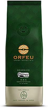 Café em Grãos Orgânico Orfeu 250g