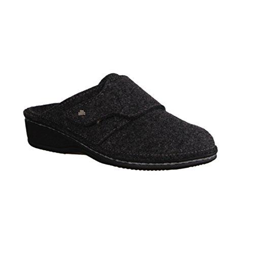 Donna Pantofole Donna Pantofole Comfort Comfort Finn Grigio Finn wdnaqqBPRx