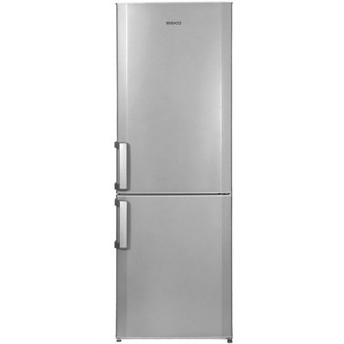 Beko CS 234020 S nevera y congelador Independiente Plata A+ ...