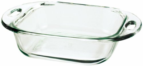 Anchor Hocking Premium Square Baking Dish, 2.0 Litre Tempered Glass
