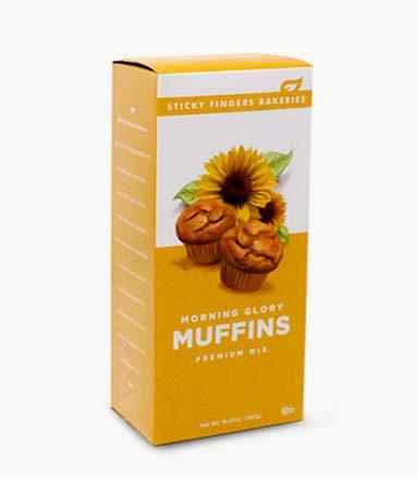 Sticky Fingers Bakery Morning Glory Muffin Mix