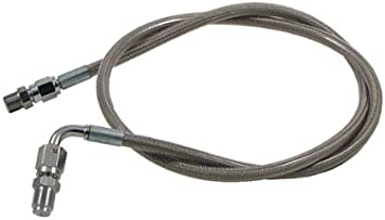 PowerMadd 45616  Extended Length Brake Line for Polaris Gen II Chassis