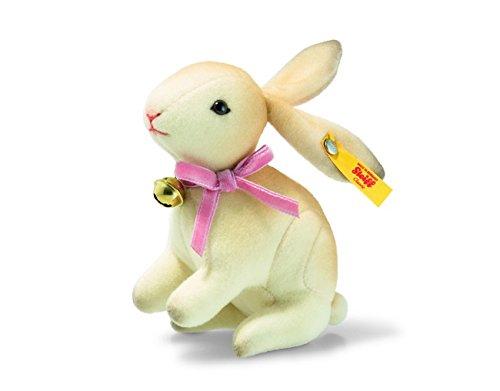 (Steiff Hazel Rabbit Cream 11cm - 4 inches)