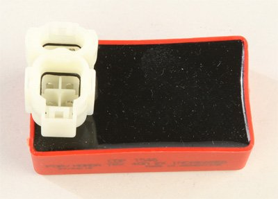 Honda CDI Box Model TRX 400EX 1999-2004 ATV / UTV Capacitor Discharge Ignition Part# 27-15609 OEM# 30410-HN1-003 (Arctic Cdi Box Cat)