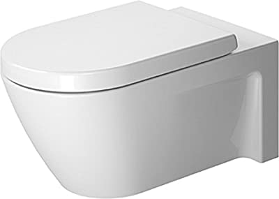 Duravit 2533090092 Toilet Bowl Wall Mounted Starck 2