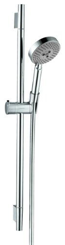 Hansgrohe 04266000 Unica S Wallbar Set, 24-Inch, Chrome