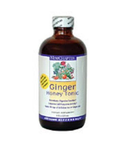 New Chapter Tonic, de miel au gingembre, 4-once