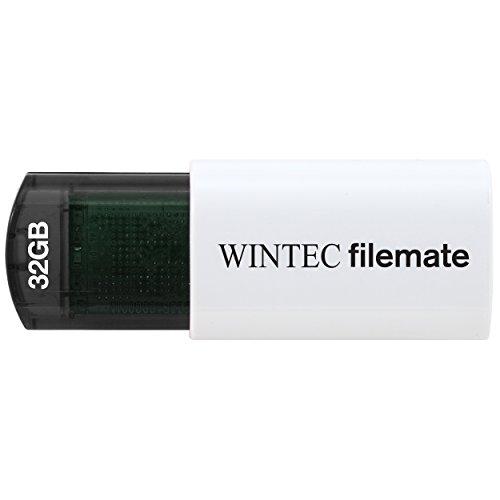 Wintec fileMate USB Flash Drive 32GB Mini Plus RoHS - Usb Autorun Drive