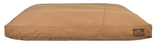 Sporting Dog Solutions 14661-01 40″ x 30″ x 3″ Poly Gusset Bed, Large, Khaki