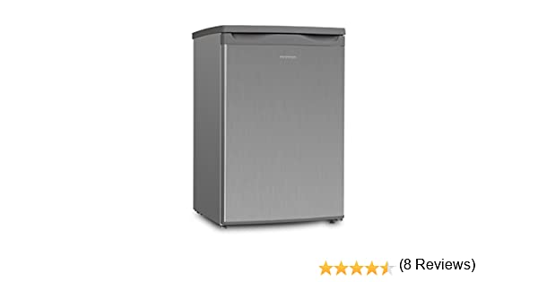 Congelador Vertical INFINITON INOX CV-87S - A+ - 80 litros - Congelador 4****: Amazon.es: Grandes electrodomésticos