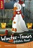 Winter-Tonis fröhlich bunt