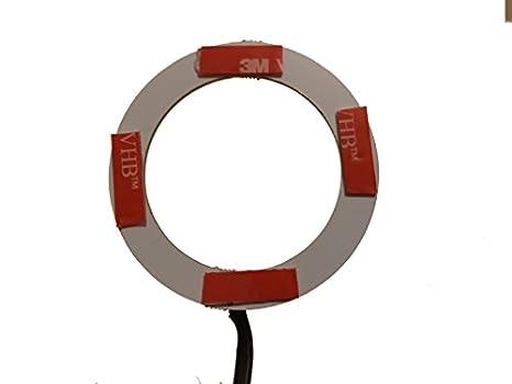 Kit de luces LED de halo controlables GCODE para impresora 3D ...