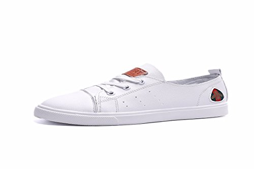 Flat Transpirable de Pretty Zapatos KPHY Verano Bottomed De Mujer Casual Casual Zapatos Shoes Blanco Shoes 39 Mujer PfEzwEdn4q