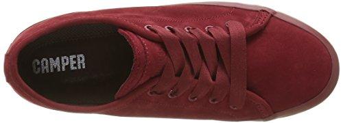 Donna Rosso 043 Sneaker dark Red Portol 21888 036 Camper PxnZwq7I11