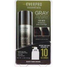 Everpro Essentials Gray Away for Men, Black / Dark Brown