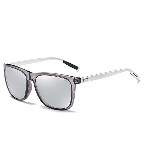 al ZHANGYUSEN Nocturna del Gafas para de macho aire I Gafas F libre los gafas polarizadas sol vintage de hombres conductor Anteojos Visión Día automóvil HIrwCqH